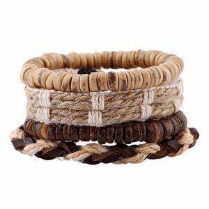 Jewelry - 4 pieces a set Fashion Jewelry Handmade Bracelets